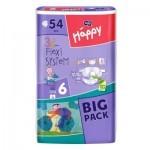 Подгузник Bella Baby Happy Junior Extra 16+ кг 54 шт (5900516601157)
