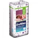 Подгузник Huggies DryNites для девочек 4-7 лет 10 шт (5029053527581)