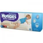 Подгузник Huggies Little Walkers 5 для мальчиков (13-17кг) 48 шт (5029053543437)