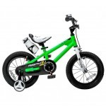 "Детский велосипед Royal Baby FREESTYLE 16"" зеленый (RB16B-6-GRN)"