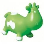 Попрыгун KidzzFarm Коровка Бетси зелено-белая (с насосом) Milk Cow Betsy (KFMC130305)