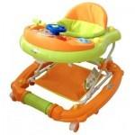Ходунки BabyHit Emotion Racer Orange (11480)