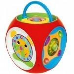 Развивающая игрушка Kiddieland Мультикуб (49775)