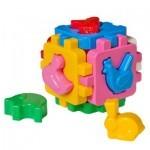Развивающая игрушка Технок Куб Умный малыш Домашние животные (1943)