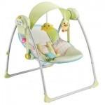 Кресло-качалка BabyHit Deep Sleep Blue (11489)