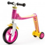 Скутер Scoot&Ride Highwaybaby+ розово-желтый (SR-216272-PINK-YELLOW)