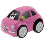 Машина Chicco Fiat 500 серии Turbo Touch розовая (07331.10)