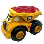 Спецтехника Toy State Самосвал Гарри со светом и звуком 16 см (80411)