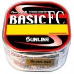 Флюорокарбон Sunline Basic FC 300м 0.205мм #1.5 6LB (1658.00.95)