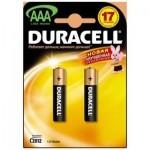 Батарейка AAA MN2400 LR03 * 2 Duracell (81268853)