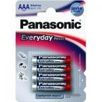 Батарейка PANASONIC LR03 PANASONIC Everyday Power * 4 (LR03REE/4BR)