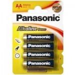 Батарейка PANASONIC LR06 PANASONIC Alkaline Power * 4 (LR6REB/4BPU)