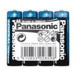 Батарейка PANASONIC R6 PANASONIC * 4 (R6BER/4P)