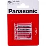 Батарейка PANASONIC R03 PANASONIC Special * 4 (R03REL/4BPU)