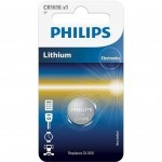 Батарейка PHILIPS CR1616 PHILIPS Lithium (CR1616/00B)