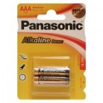 Батарейка PANASONIC LR03 Alkaline Power * 2 (LR03REB/2BP)
