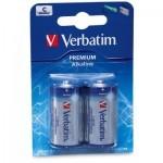 Батарейка Verbatim C alcaline * 2 (49922)