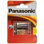 Батарейка PANASONIC 2CR5 * 1 LITHIUM (2CR-5L/1BP)
