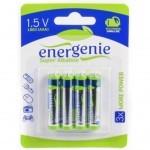 Батарейка EnerGenie AAA LR03 * 4 (EG-LR03-4BL/4)