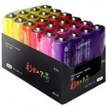 Батарейка ZMi ZI5 Rainbow AAA batteries * 24 (Р30403)