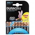 Батарейка Duracell Ultra Power AAA LR03 * 8 (5004808)