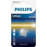 Батарейка PHILIPS CR1632 Lithium * 1 (CR1632/00B)