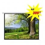 Проекционный экран Lumi PSAC300D