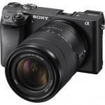 Цифровой фотоаппарат SONY Alpha 6300 kit 18-135 Black (ILCE6300MB.CEC)