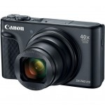 Цифровой фотоаппарат Canon Powershot SX740 HS Black (2955C012)
